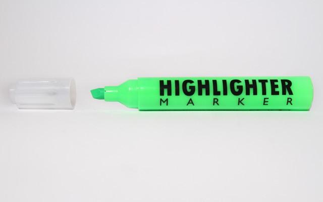 Resaltador Fluorescente SIGNO