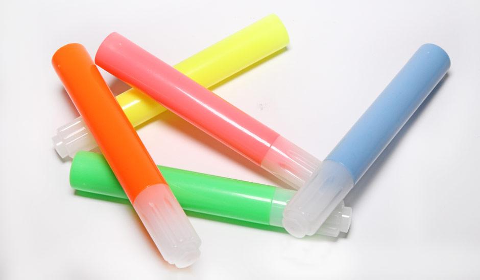 Resaltador Fluorescente, varios colores