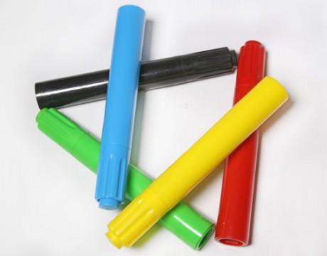 Marcador para textil, varios colores