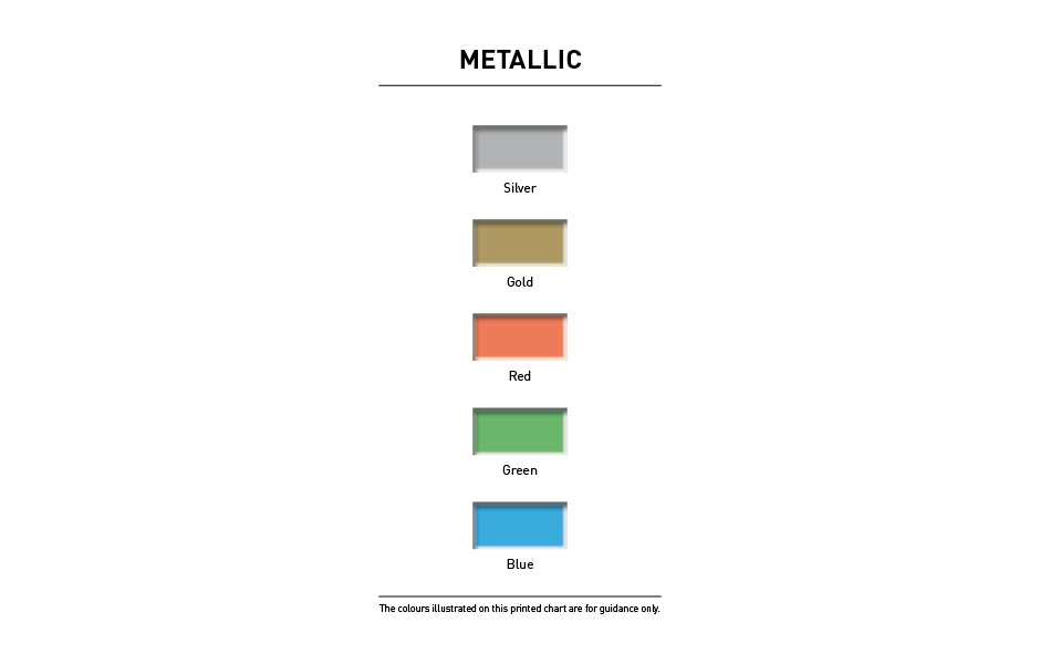 7 metallic